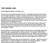Pulse. Tony Moore