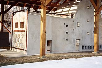 Tony Moore's Anagama Noborigama Kiln, Cold Spring, NY