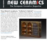 New Ceramics - Neue-Keramik-Germany, Tony Moore's sculpture