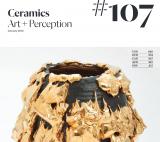 Ceramics: Art + Perception featuring Tony Moore's Sculpture