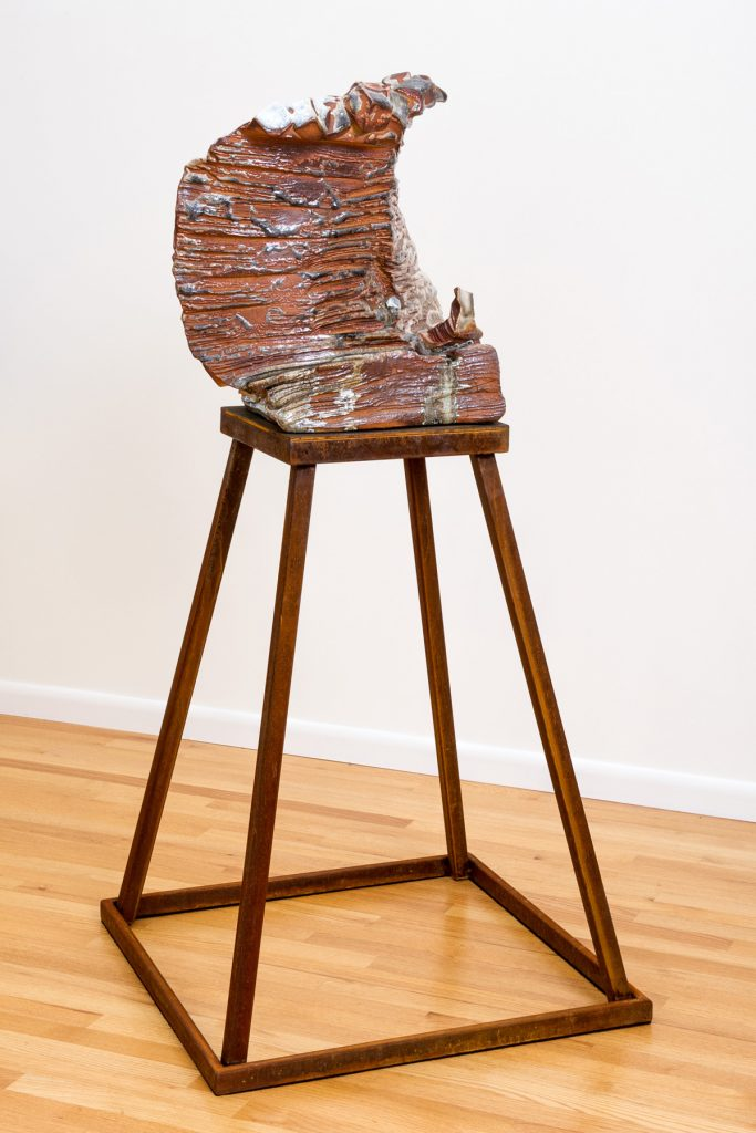 Tony Moore sculpture, Apparition 2017